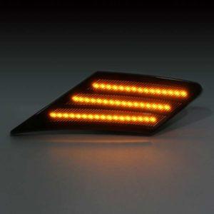 Dynamic LED Side Indicators (Smoked)