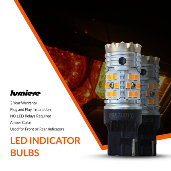Lumiere Toyota 86 LED Indicator Bulbs