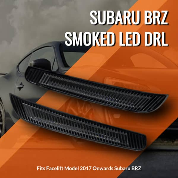 Subaru BRZ LED DRL