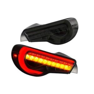 Vland Smoked Tail Lights