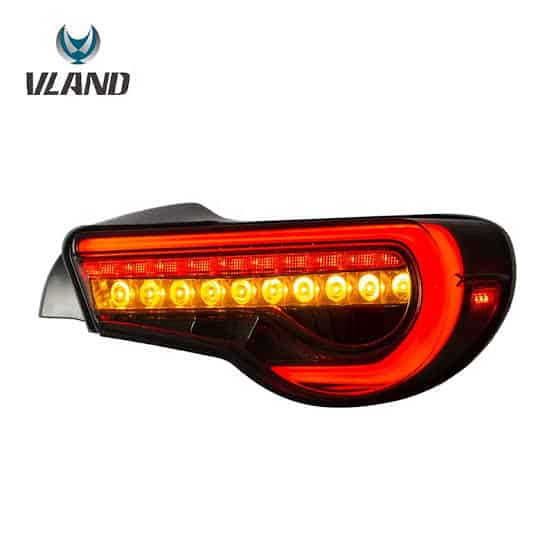 Vland Toyota 86 Smoked Tail Lights