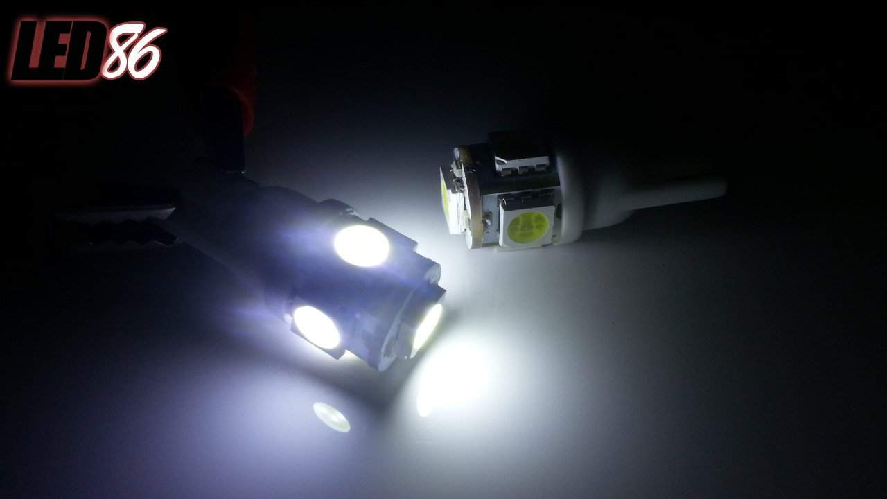 License Plate LED Bulbs