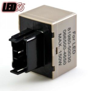 LED Flasher Relay
