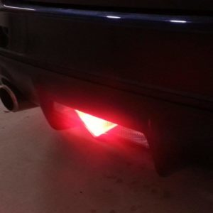 LED Rear Fog Light Bulb