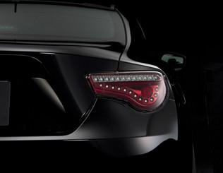 DazzFellows 86BRZ Tail Lights (Smoke/Red)