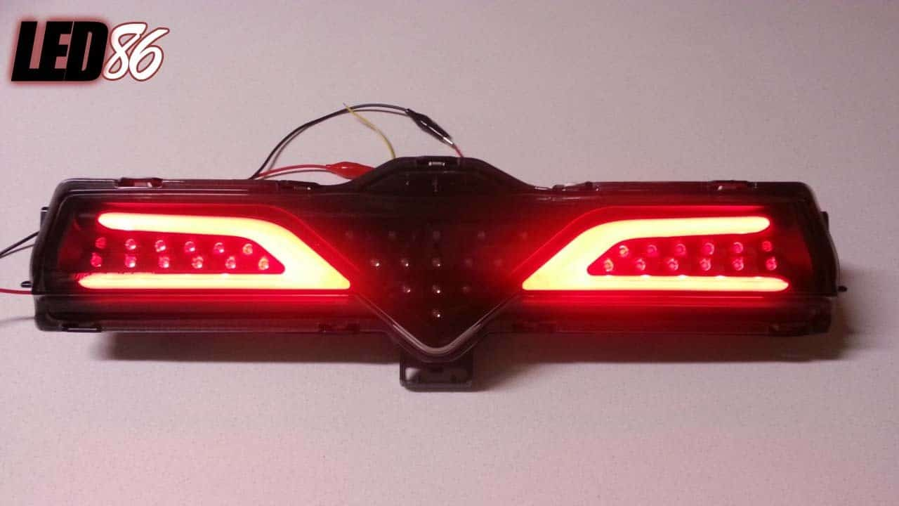 AR Rear Fog Lamp (Smoked)