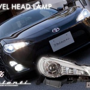 Valenti HID Headlights (Chrome)