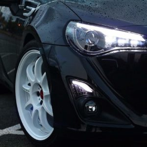 Valenti HID Headlights (Black)