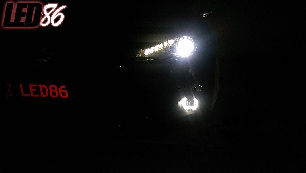 LED Fog Lamps Type 1