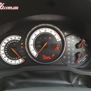 Toyota 86 GT 2012-2016 Graphic Meter Panel (Type 2)