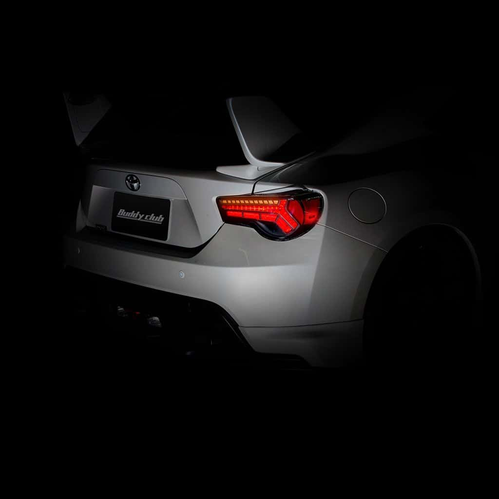 86/BRZ BuddyClub Tail Lights Version II