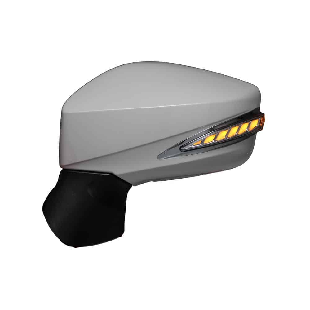 Avest V3 LED Mirrors (Chrome model)